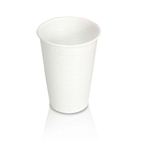 Trinkbecher 200 ml, 3.000 Stück